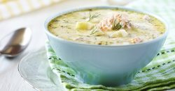 Soup as Comfort Food You When You Have a Migraine