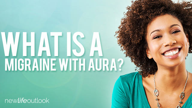 Migraine Infographic - What Is a Migraine With Aura?